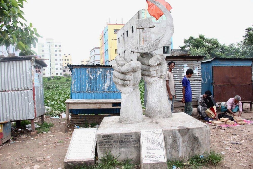 Rana Plaza Monument