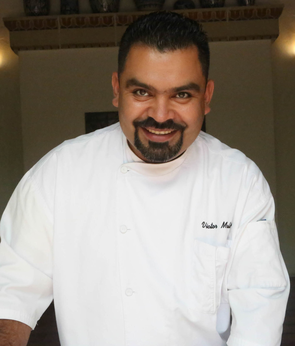 Victor Maldonado, Executive Chef