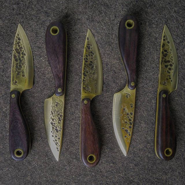 A small, exclusive run of our cheese knives is over at @UrbanEDCSupply - check 'em out!