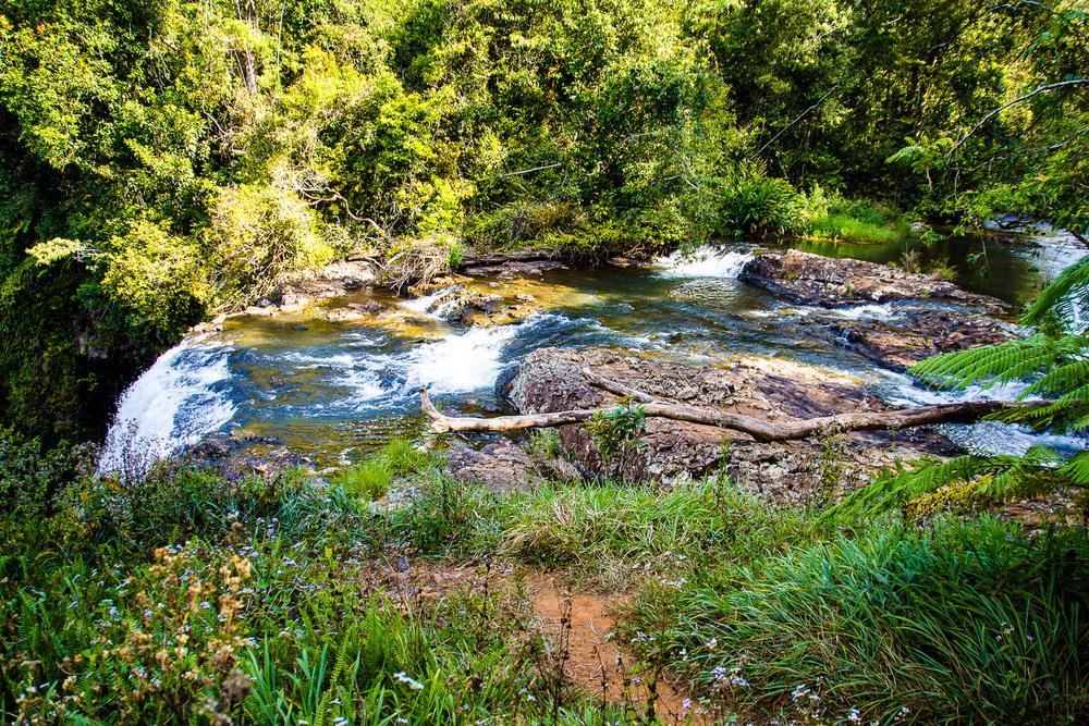 Ziggie waterfalls