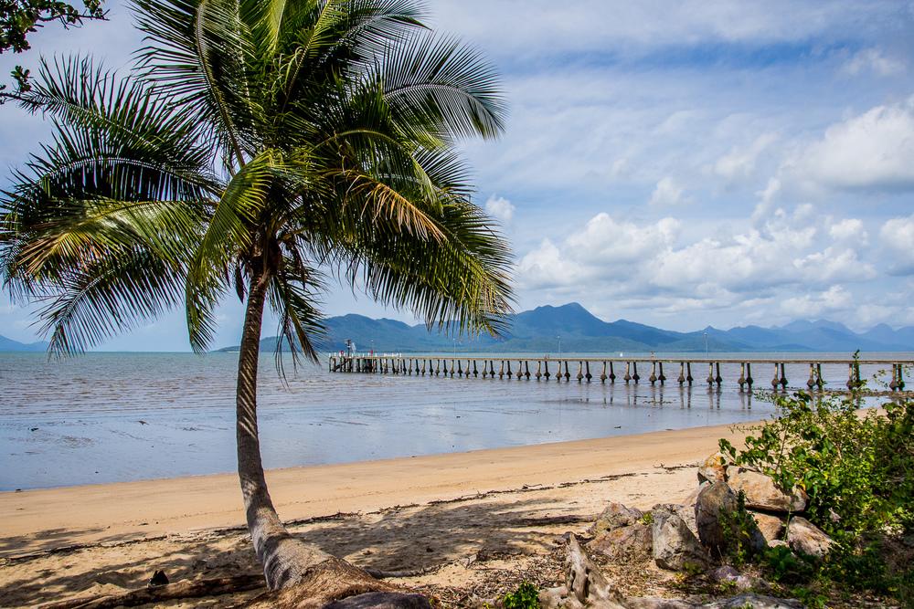 Geen gebrek aan stranden in Australië