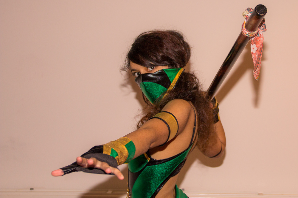 Jade van Mortal Kombat door  Ashvini