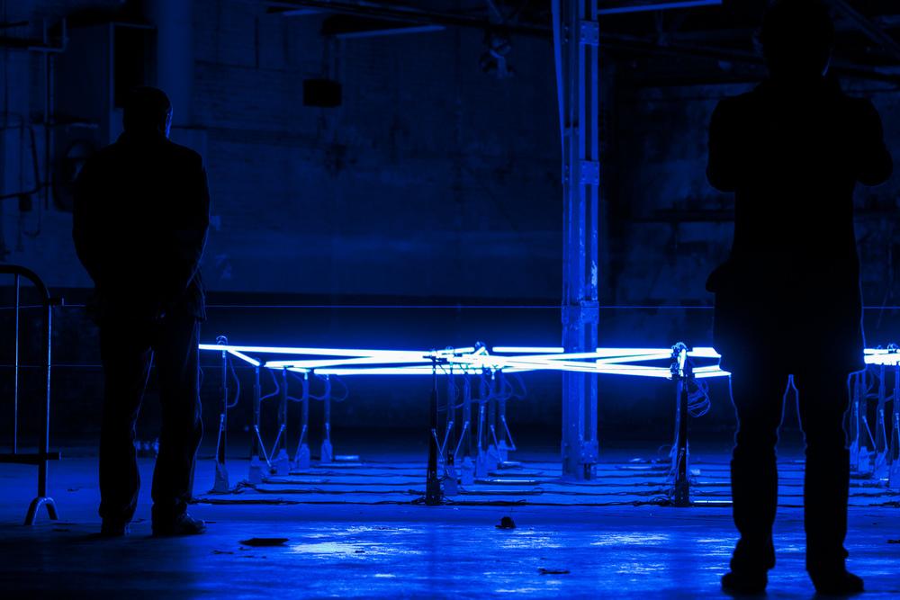 Met een licht evenement lijken silhouet foto's bijna vanzelfsprekend