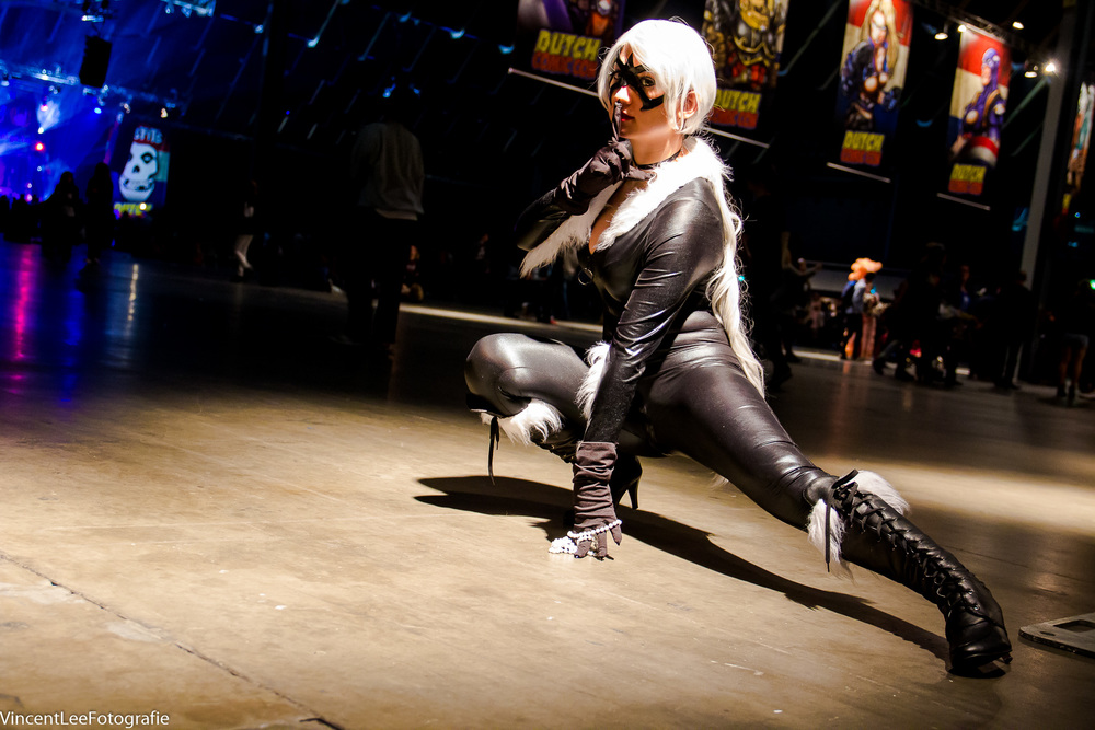 Black Cat by  SNC Cosplay