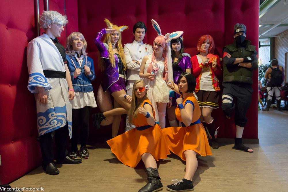 Eerst even een groepsfoto :)