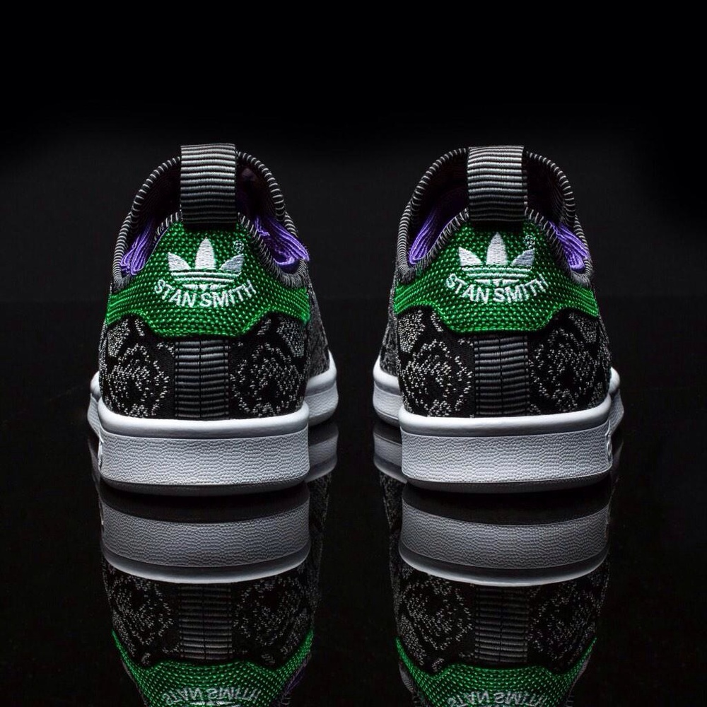 The Concepts x Adidas Originals Stan Smith will release at Concepts in Cambridge, Mass on October 25th, 2014.  Picture via  @cncpts
