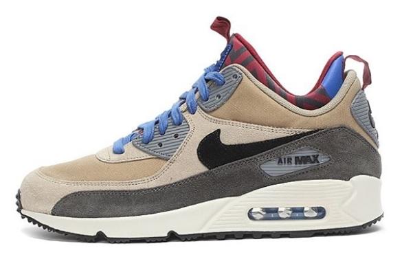 Nike Air Max 90 Premium Sneakerboot (2013)