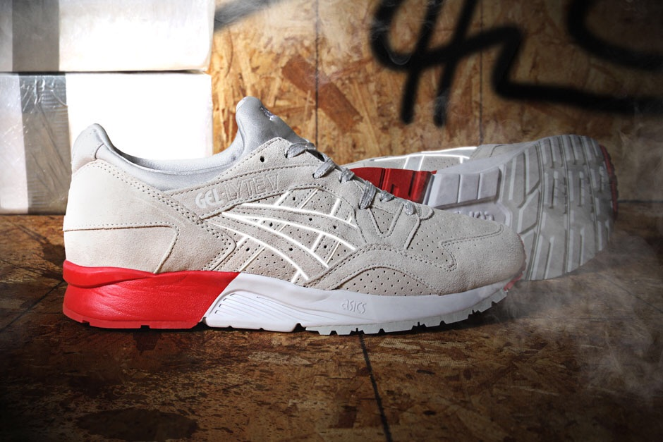 "The Concepts x Asics Gel Lyte 5 ""8 Ball"" is set to release this Friday, January 30th, 2015 at 7PM at both Concepts Locations, and online at www.cncpts.com"