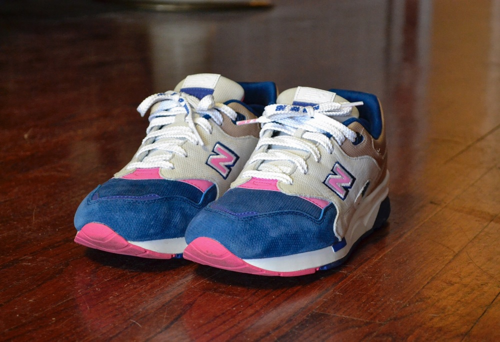 "4. The Ronnie Fieg x New Balance 1600 ""Daytona"""