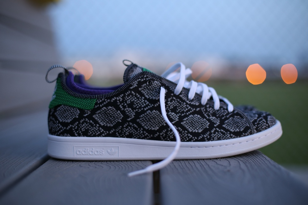 The Concepts x Adidas Orignals Stan Smith EM release back in October 2014.