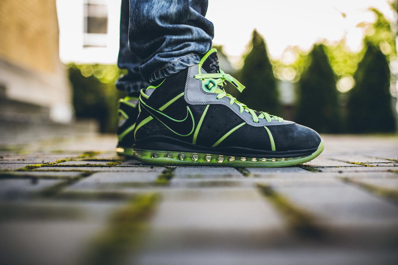 brand new f1b13 c8ce9 On Foot  Nike Lebron 7 112 Promo Sample — Jordan Keyser