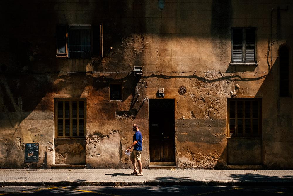 Old town daylight, Palma de Mallorca