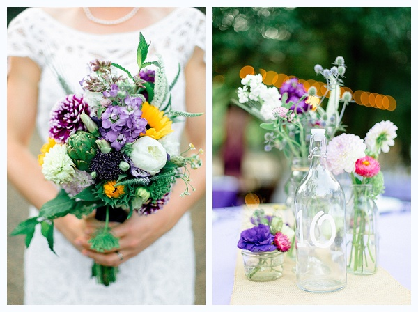 {Image by: Your Dream Photography, Planning & Floral Design by: Steele My Heart}