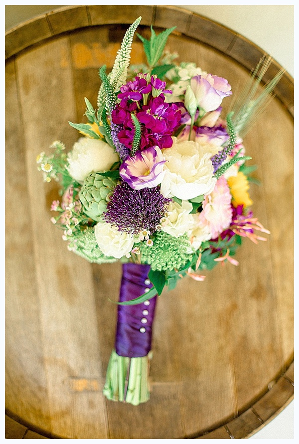 {Image by: Your Dream Photography, Floral Design by: Steele My Heart}