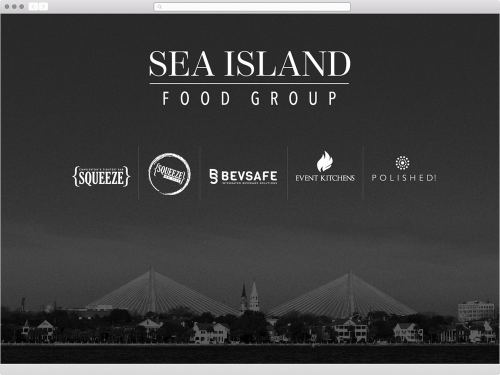 Sea Island Food Group - visit site