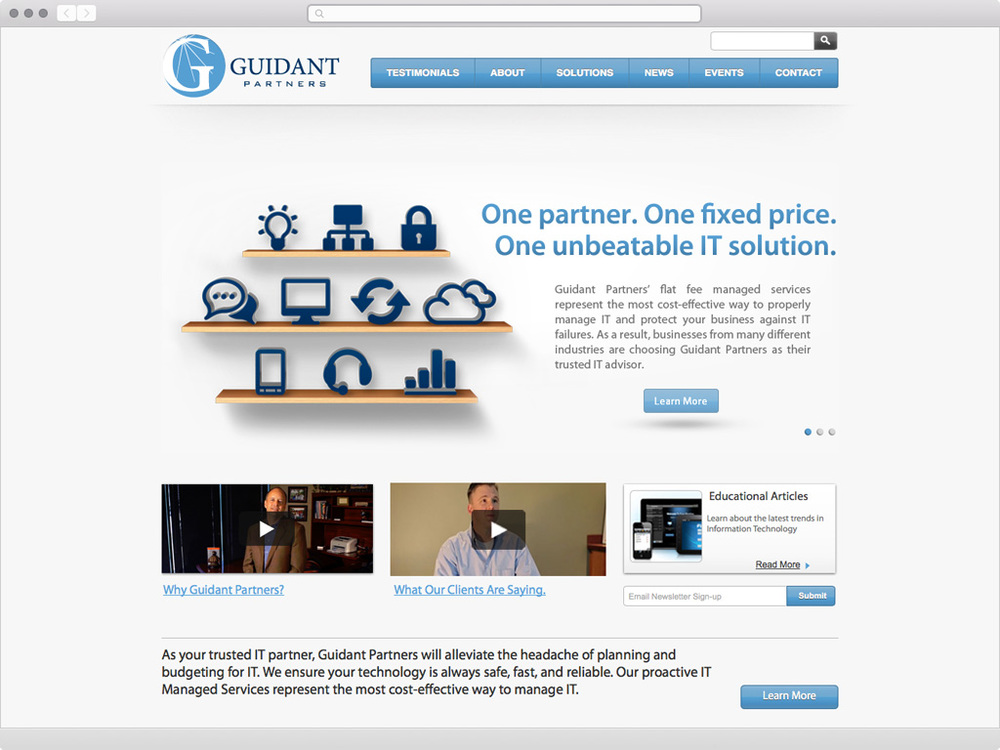 Guidant Partners - visit site