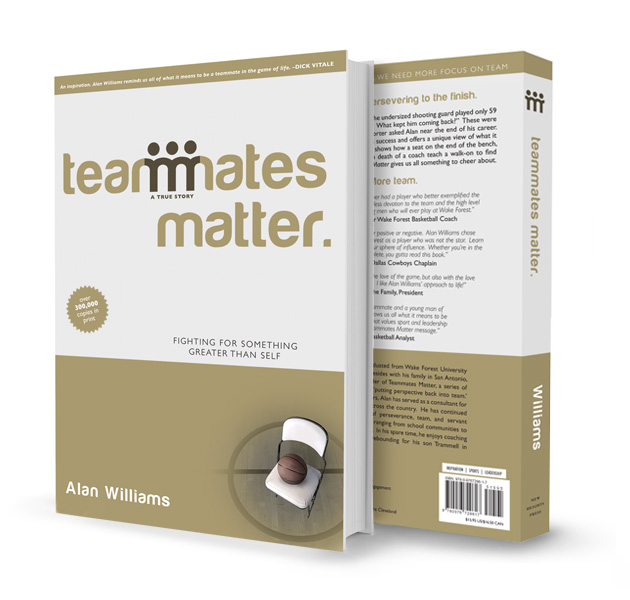 Teammates Matter Book