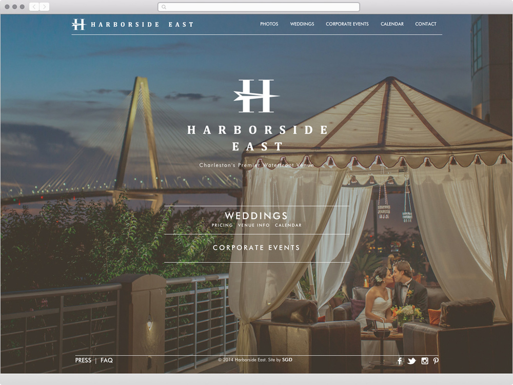 Harborside East - visit site