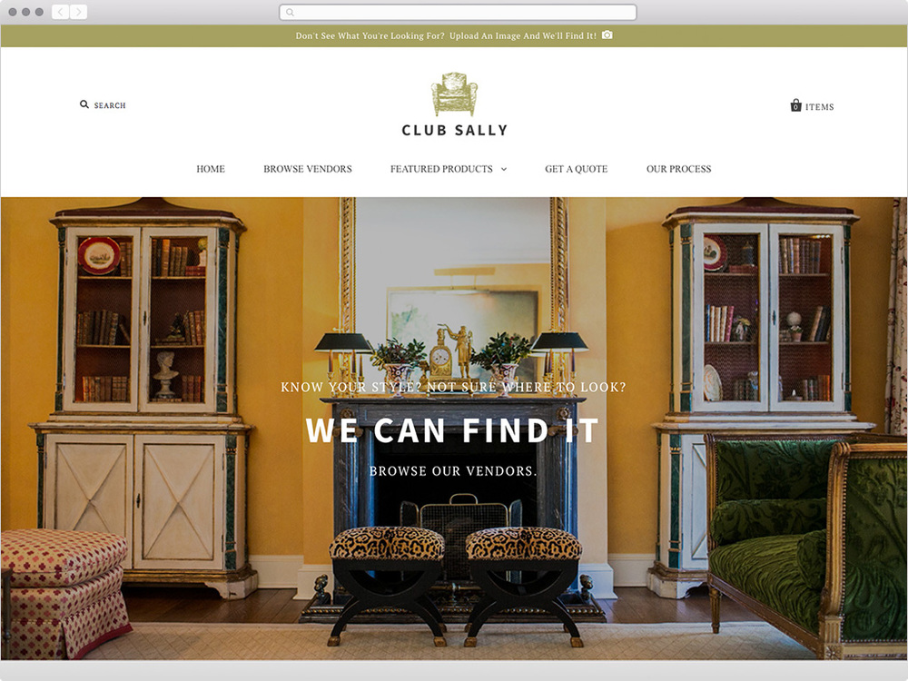 Club Sally - visit site
