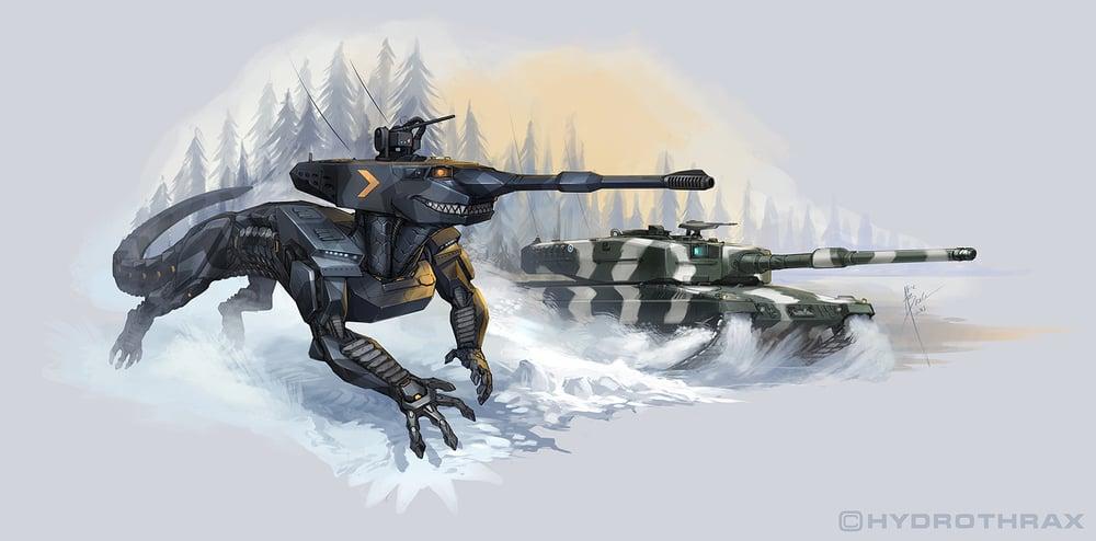 Hel and Tauno - winter patrol 1500.jpg