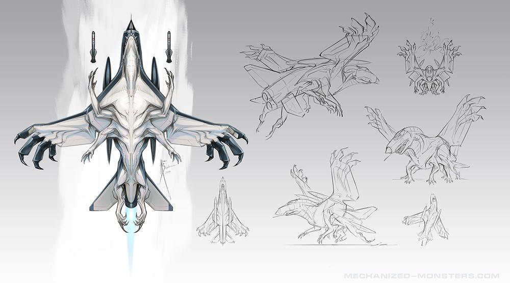 SEA LIGHTNIGN MKII sketch set-1200.jpg