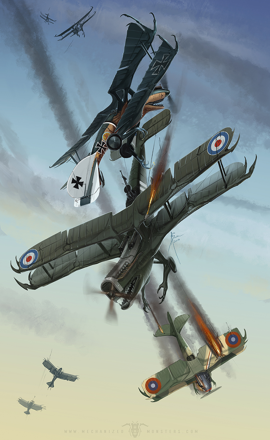 Hydrothrax-WWI dogfight 7-900.jpg