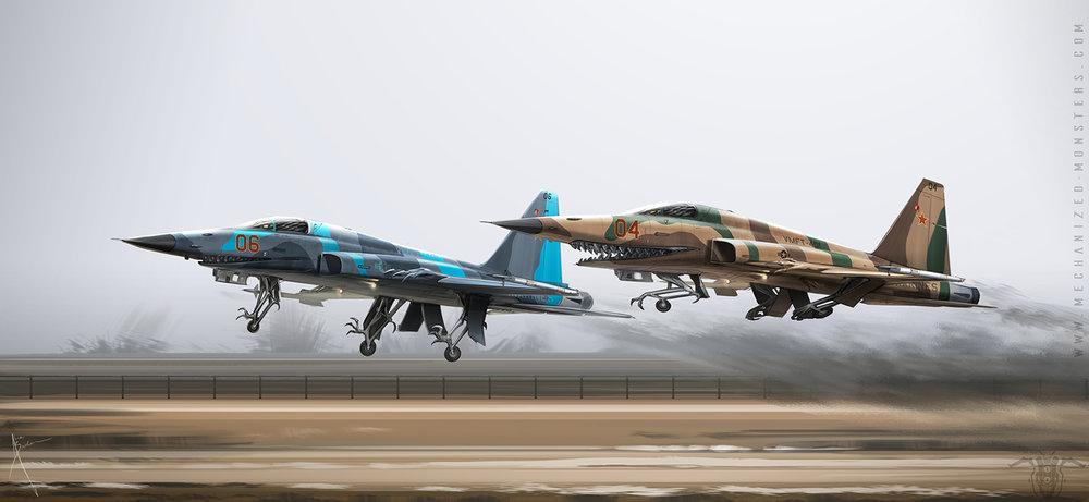 f-5 twin landing-1500.jpg