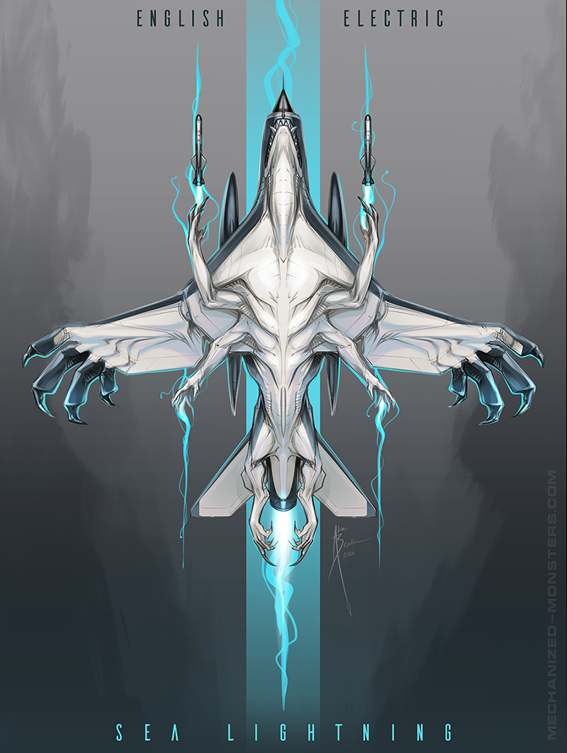 Hydrothrax-SEA LIGHTNING MKII-poster version-800.jpg