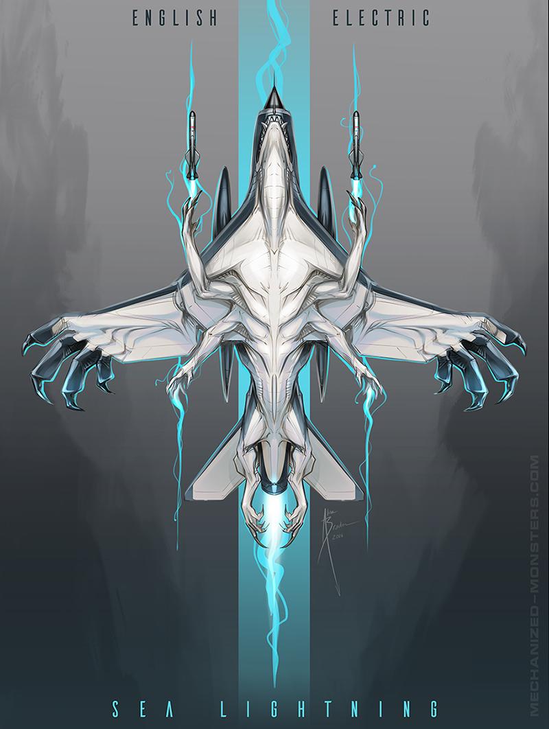 Hydrothrax-SEA LIGHTNING MKII-poster version-800.jpg