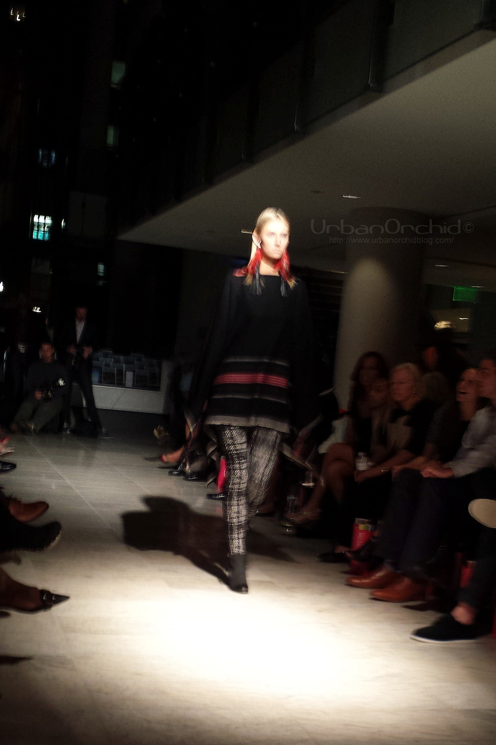 """""""In Minneapolis, there's an 'East' meets 'West' vibe"""" - Kim and Jen of Kjurek. Love the plaid pants."""