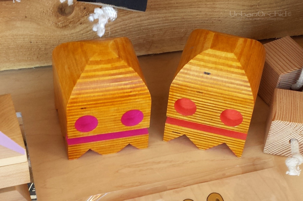 Pac Man ghost block bots by  Oh Dier .