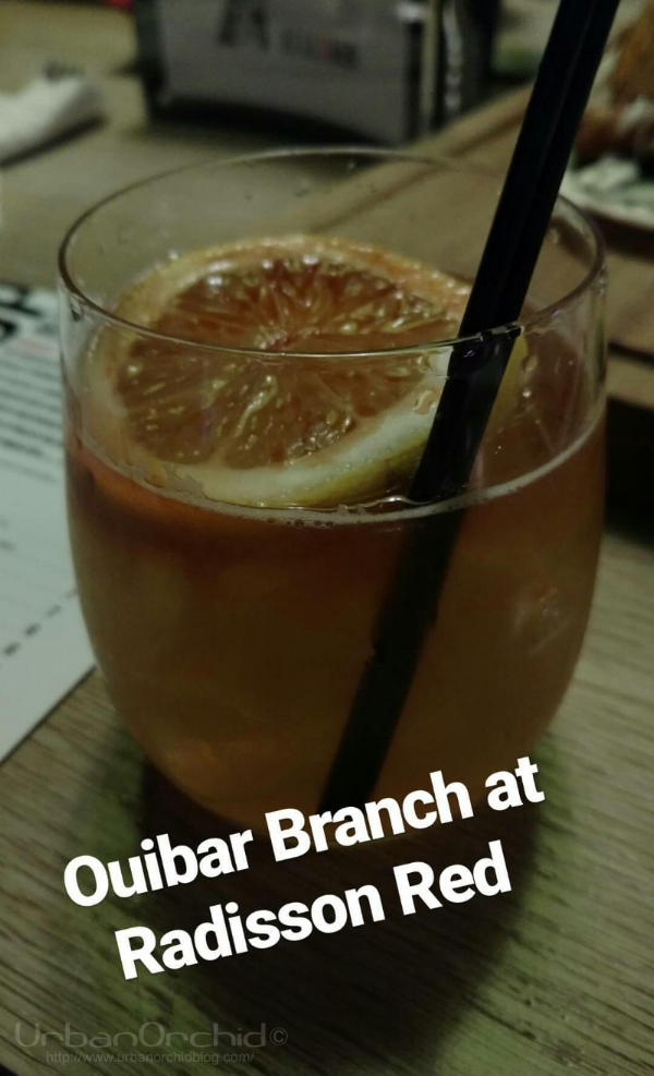 Bulleit Bourbon, simple syrup, mint, lemon