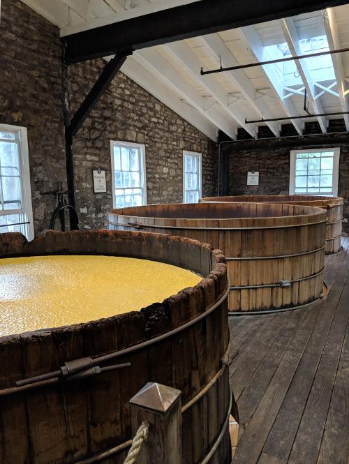 Active fermenters