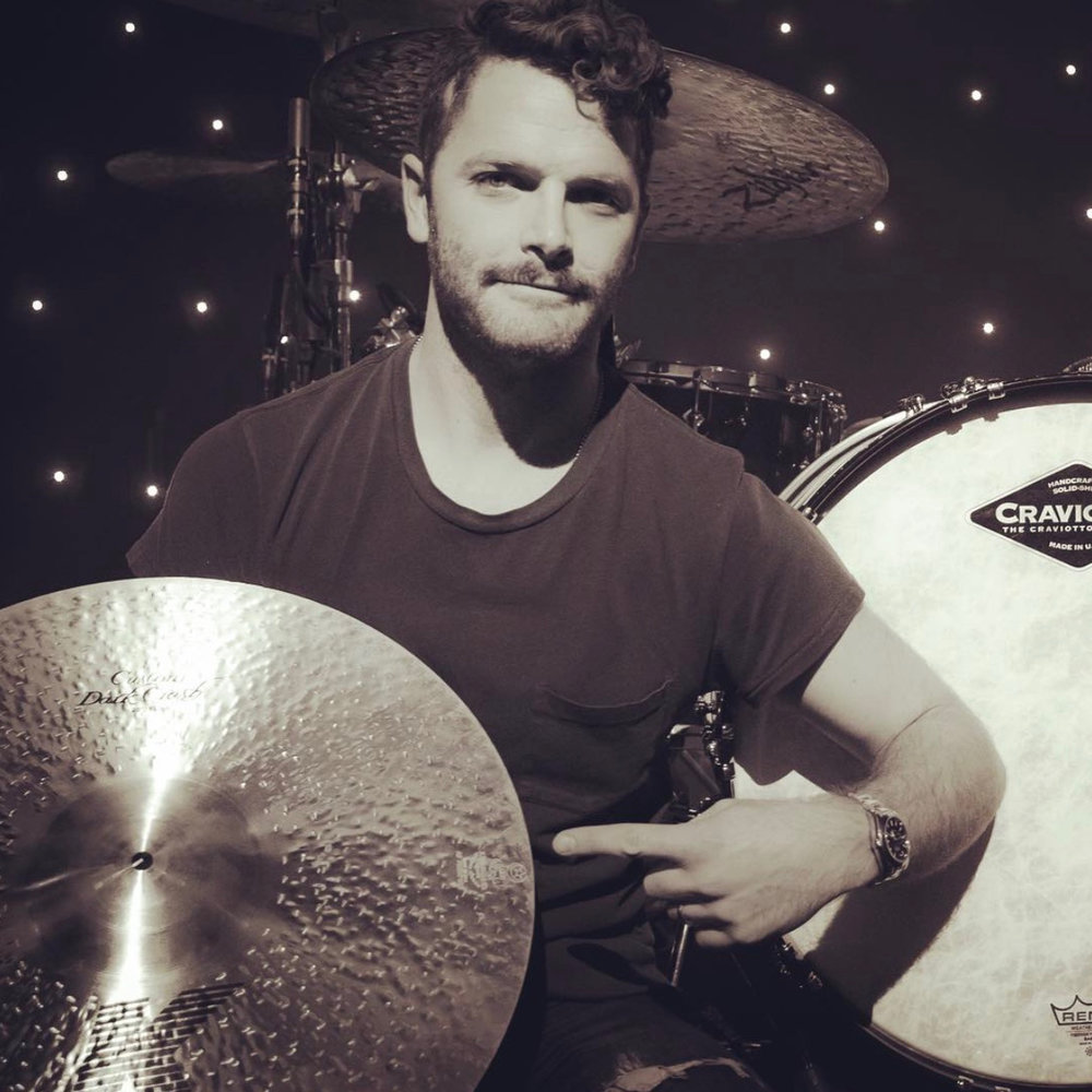 Ben Wysocki    Drummer, Band Member of  The Fray     ---> Read Ben's story and insights on starting.   (coming soon!)