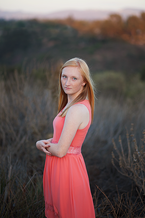 Senior Photographer in Ventura County