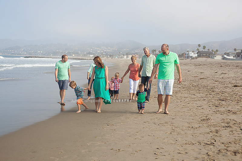Ventura Beach Photographer - Julie Campbell Photography