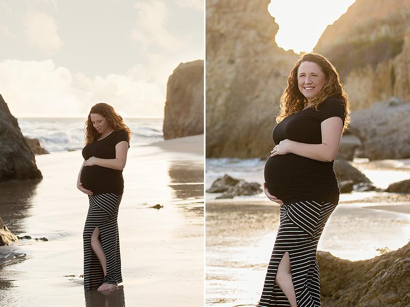 Westlake Village Maternity Photographer