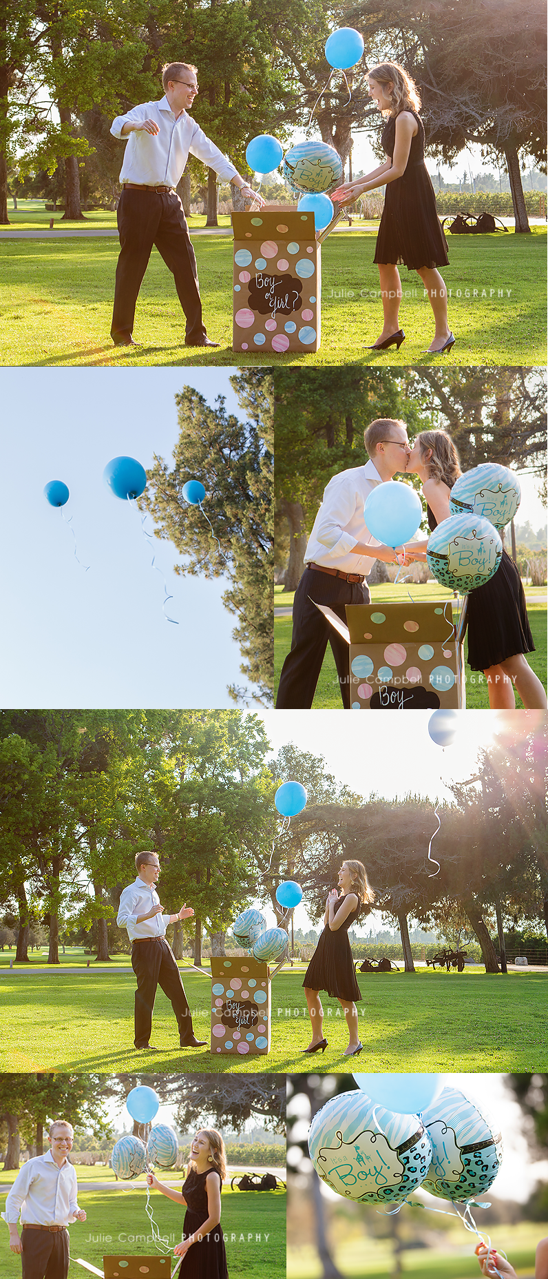 Thousand Oaks Gender Reveal Photographer