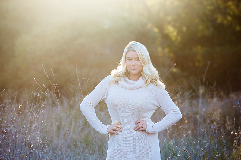 Thousand Oaks Senior Portrait Photographer
