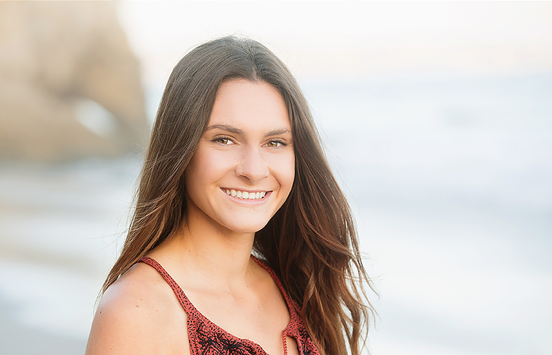 senior portrait photographer in Ventura county
