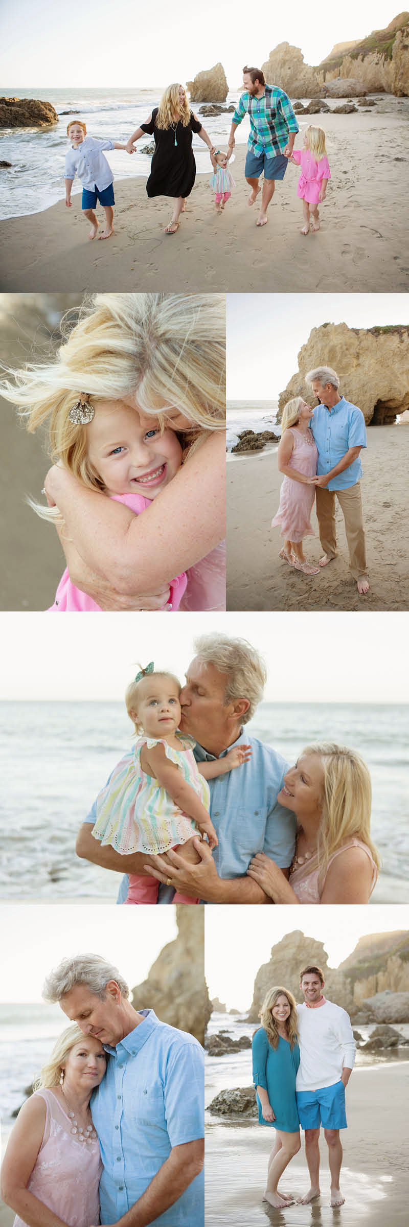 southern california Beach family photographer