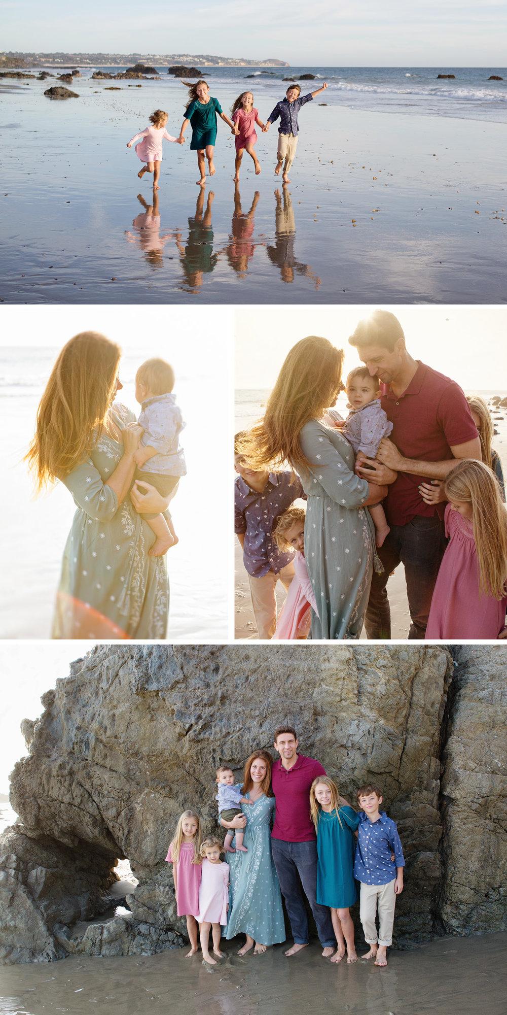 Malibu Family Photographer