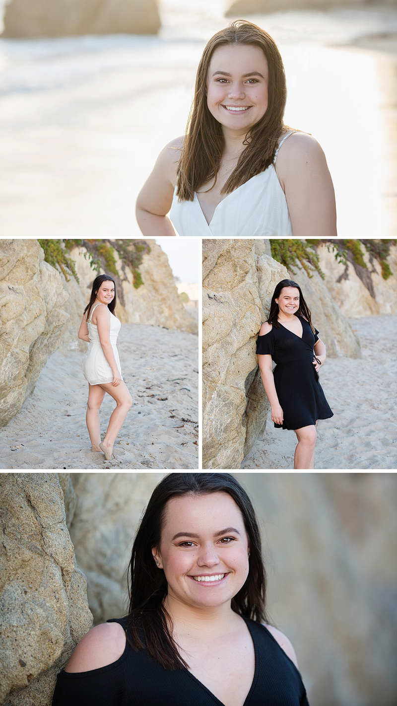 Westlake Village Senior Photographer - Beach