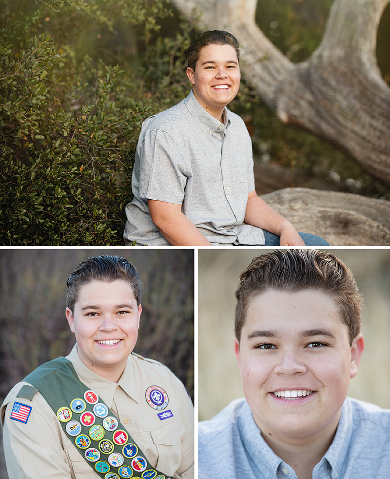 Newbury park senior photographer