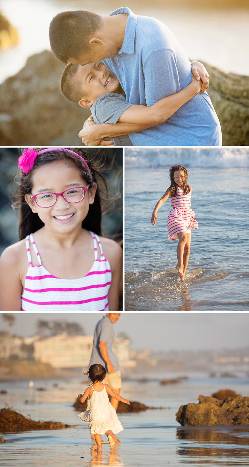 Ventura California family beach photographer
