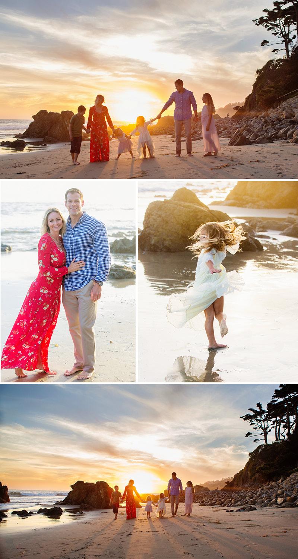 family beach photographer Thousand Oaks