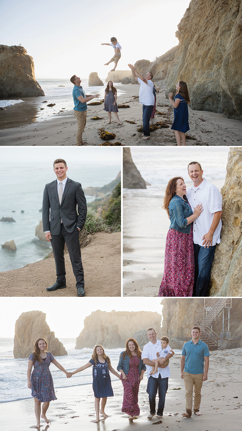 california beach photographer