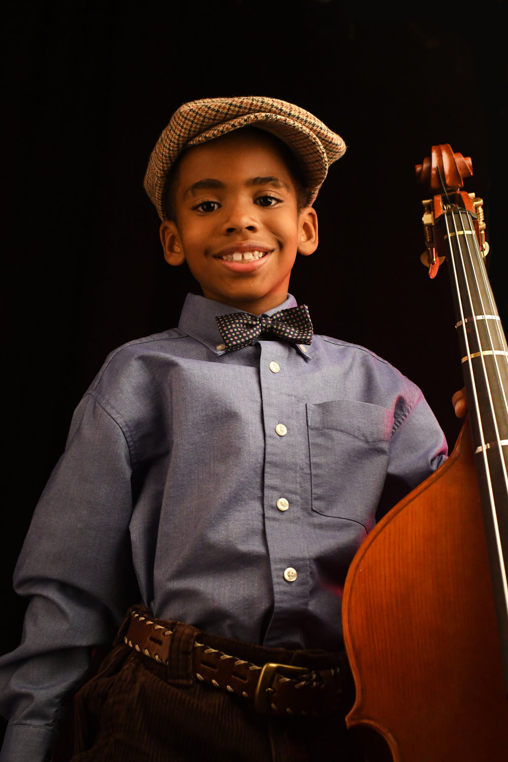 Eight year old bassist Spencer Chambers was featured October 3rd on Are You Kidding Me? Watch the segment here: - http://www.fox29.com/good-day/284832935-video