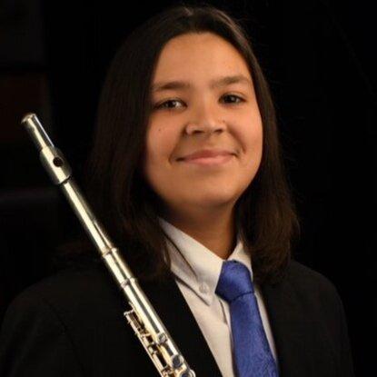 Caleb Becker, Flute