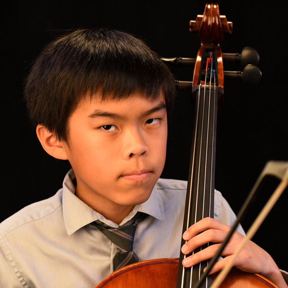 Noah Dharmawirya, Cello